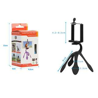 Flexible Mount Tripod
