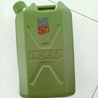 Ns Bottle 500ml