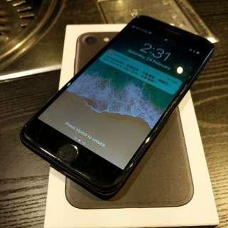 Iphone 7 128gb Matte black 85%new