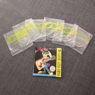 Acoustic guitar string set FREE Mailing