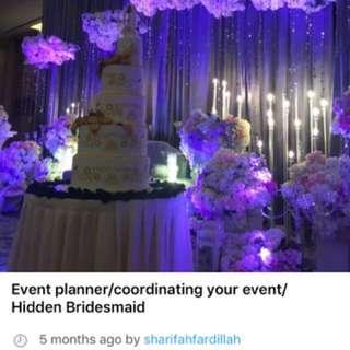 Event Coordinating
