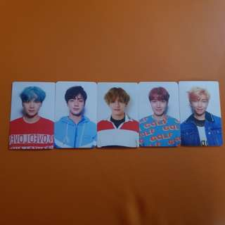 [CLEARANCE] 5pcs BTS Love Yourself Her V ver.