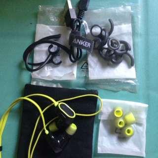 ANKER Soundbuds sport (Bluetooth)