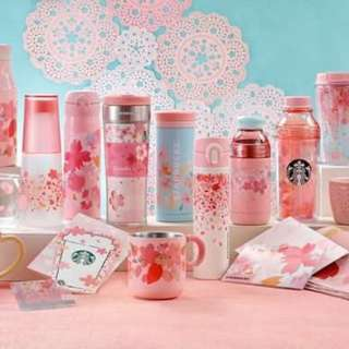 Starbucks Japan Looking Back Collection