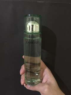 Laneige toner for sensitive