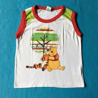 Pooh Muscle Tee