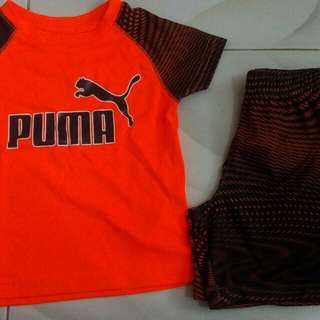 Puma sportswear