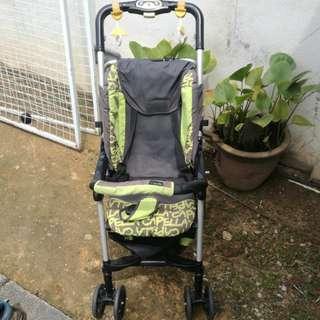 Capella Lightweight stroller