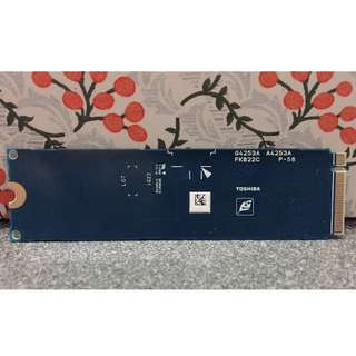 TOSHIBA PCIe NVMe 512GB SSD