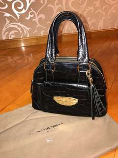 🈹🈹📣90% new Lancel Adjani handbag (black)
