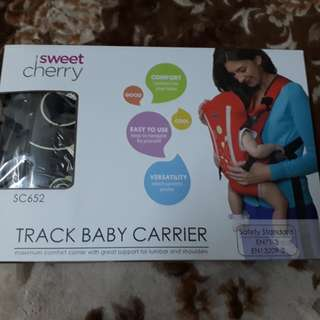 Sweet Cherry Track Baby Carrier