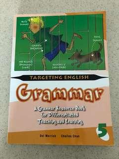 Target English grammar