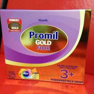 Promil Gold Four