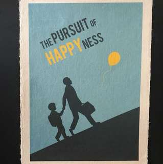 The Pursue Of Happiness Movie Poster