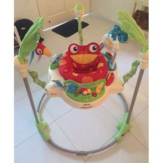 Fisherprice Jumperoo baby bouncer