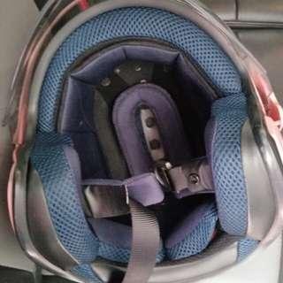 Helmet RS 959 Evo ll (pink)