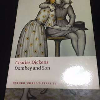 Charles Dickens Dombey and Son Literature