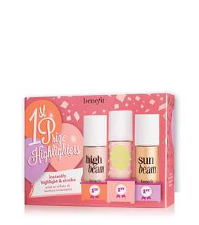 Benefit's 1st Prize Highlighters (Mini) — High Beam & Shy Beam