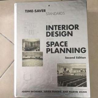 Time Saver Standard (Second Edition) Interior Design & Space Planning