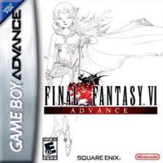 LF: Final Fantasy 6 Advance