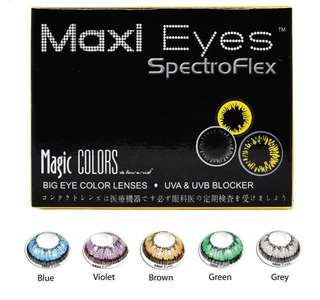 Maxi Eyes SpectroFlex - Magic Brown