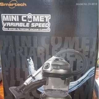 "Smartech ""Mini Comet""無段變速迷你水濾吸塵機 (SV-8018)"