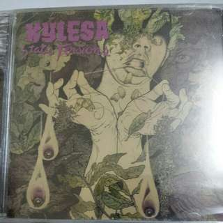 Music CD (Sealed, Metal): Kylesa ‎– Static Tensions