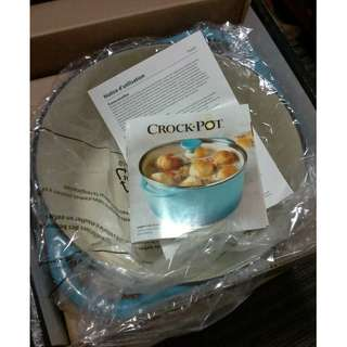 Crock Pot Non Electric Cookware 4.73 L