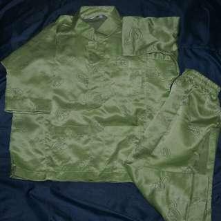 'green' Baju Melayu Kanak-kanak