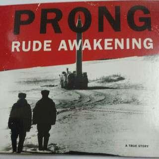 Music CD (Metal): Prong–Rude Awakening
