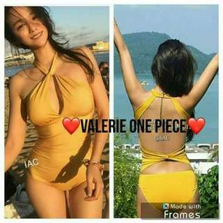 Swimwear Valerie one piece