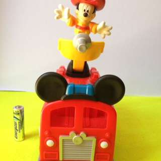 Mickey Mouse Save the Day Firetruck