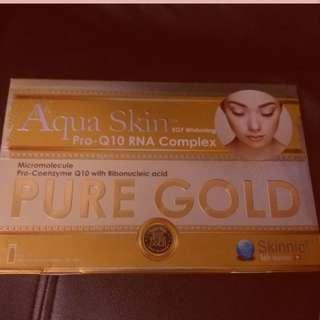 aqua skin puregold egf
