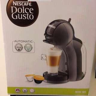 全新Nescafe Dolce Gusto咖啡機