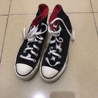converse shoes (baca description)