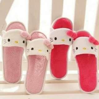 初春夏新款出口日本凉拖鞋  kitty室內拖 超可愛居家凉拖鞋 女生款   便宜預購中