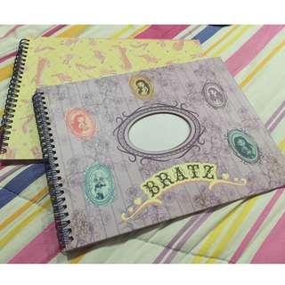 Bratz Scrapbook Purple