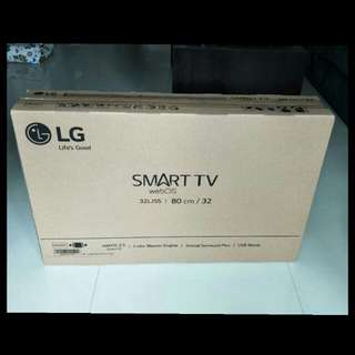 Brand new (sealed with 3yrs warranty) LG Smart HD TV 32 inch 32LJ550D