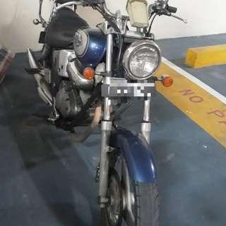 Honda Phantom T200