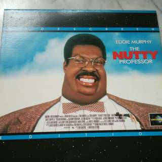 The Nutty Professor x 2 LD Disc