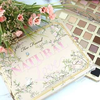 Too Faced Natural Love Palatte