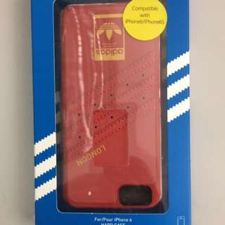 Iphone6 addidas case