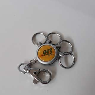 Radio YES 933 keychain