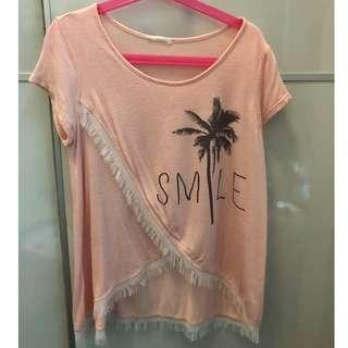 Girl's Smile T shirt
