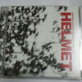 Music CD: Helmet –Unsung: The Best Of Helmet (1991-1997)