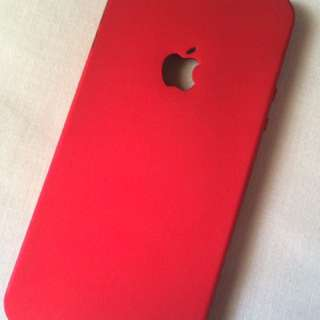 Iphone 5 case (red)