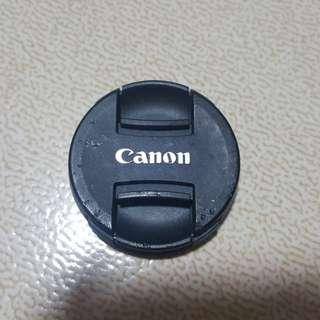 Canon lens cap Dia. 49