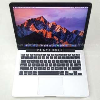"Pro 2015 13"" 256GB - Apple Macbook Pro 2015 13"" Retina Display 256GB"
