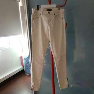 Forever 21 Khaki Long Pants