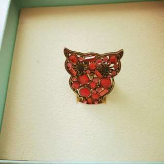 Owl ring bought in thailand